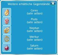Potsdam Items