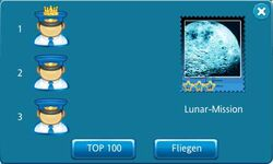 Ranking Raumfahrt