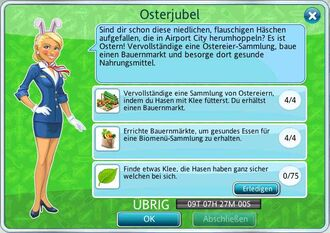 Osterjubel