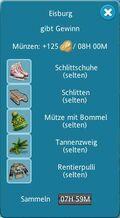 Eisburg Items
