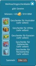 Weihnachtsgeschenkladen Items