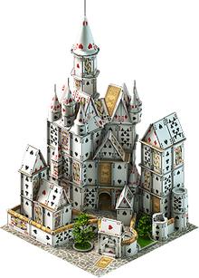 Карточный замок