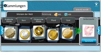 Münzen der Welt