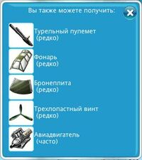 Kiew Items
