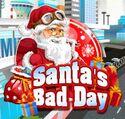 Santas Bad Day Icon