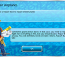 Repair Airplanes