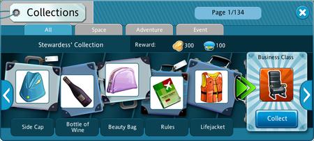 Stewardess' Collection