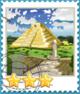 Mexico City-Stamp