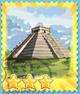 Chichen Itza-Stamp
