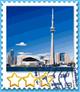Toronto-Stamp