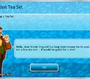 London Tea Set
