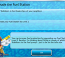 Upgrade the Fuel Station