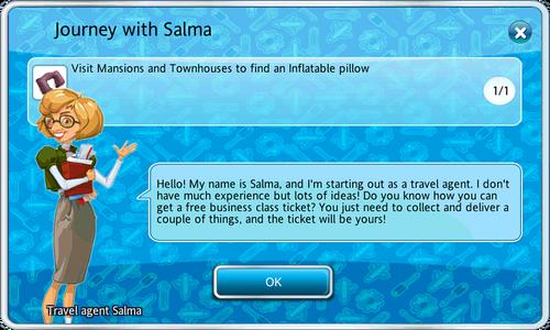 Journey with Salma