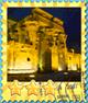 Kom Ombo-Stamp