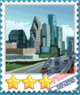 Houston-Stamp