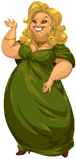 Opera Singer Colombina Corelli