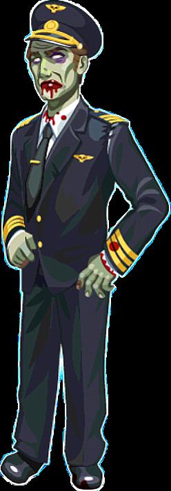 Captain Jack-Zombie