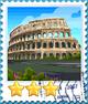 Rome-Stamp