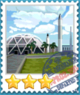 Cape Canaveral-Stamp