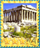 Excavations The Ancient World-Stamp