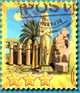 Thebes-Stamp