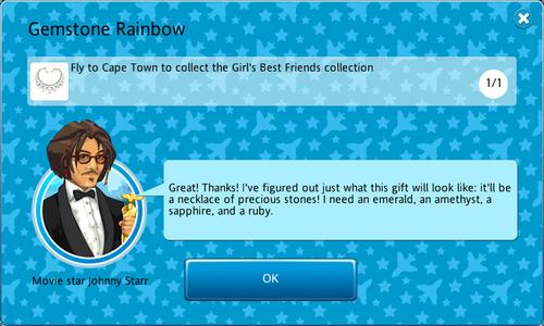 Gemstone Rainbow