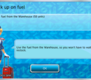Stock Up on Fuel
