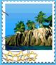 Tortuga-Stamp