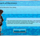 In Search of Electronics