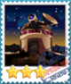 North Observatory-Stamp