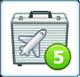 Flight Items Large Set