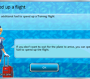 Speed Up a Flight
