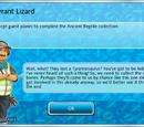A Tyrant Lizard