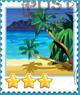 Hawaiian Islands-Stamp