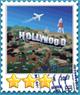 Los Angeles-Stamp