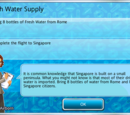 Fresh Water Supply