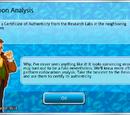 Carbon Analysis