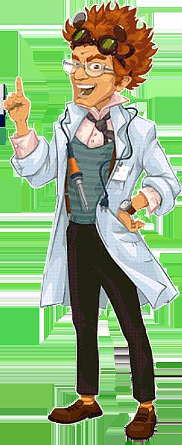 Professor Klandau