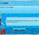 Finish a Flight