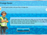 Strange Boxes