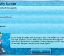 A Fluffy Burden