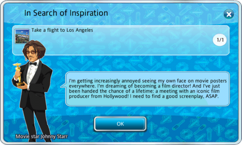In Search of Inspiration