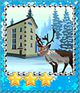 Lapland-Stamp