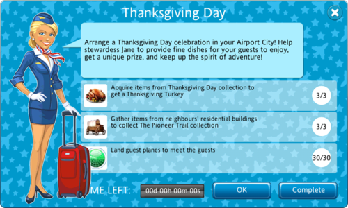 Thanksgiving Day (Event)