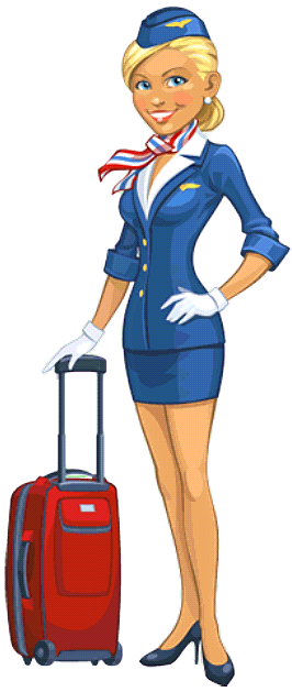 Stewardess Jane