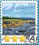 Tunguska-Stamp