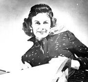 Betty Skelton Frankman (later Erde)