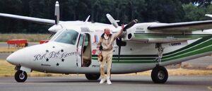 Bob-Hoover-Shrike-AeroCommander