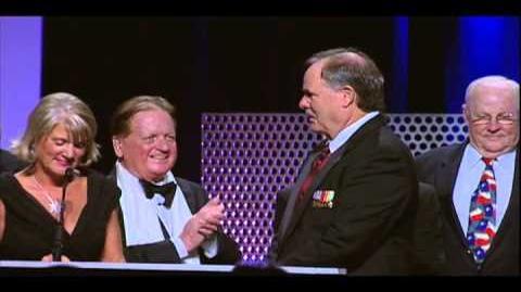 2012 ICAS Sword of Excellence Award Wayne Boggs