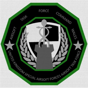 Airsoft Task Force Command logo 1